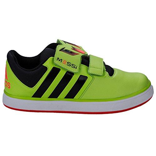 adidas - Zapatillas de Material Sintético para niño Amarillo verde lima