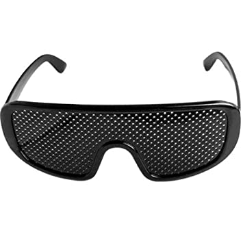 9f4725fea6 Pinhole Glasses Vision Eyesight Improve Eyes Exercise A  Amazon.ca  Sports    Outdoors