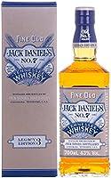 Jack Daniel's Sour Mash Tennessee Whiskey Legacy Edition No. 3 - Grey Design 43% Vol. 0.7L In Giftbox - 700 ml