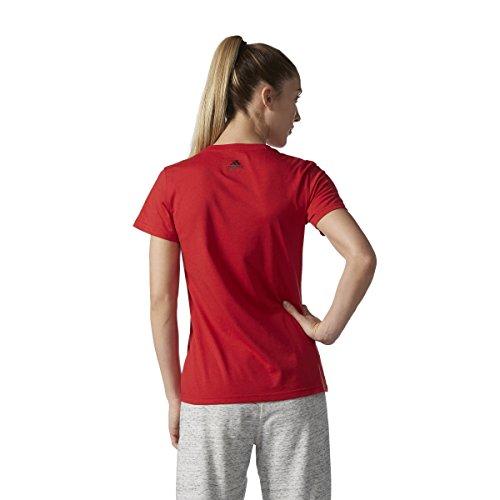 Tns Maglietta Adi Donna Adidas desert Scarlet Da 0nPwqdOxY