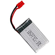 Syma 1piece 3.7V 500mAh original battery for Syma X5HC X5HW RC Quadcopter Drone spare part