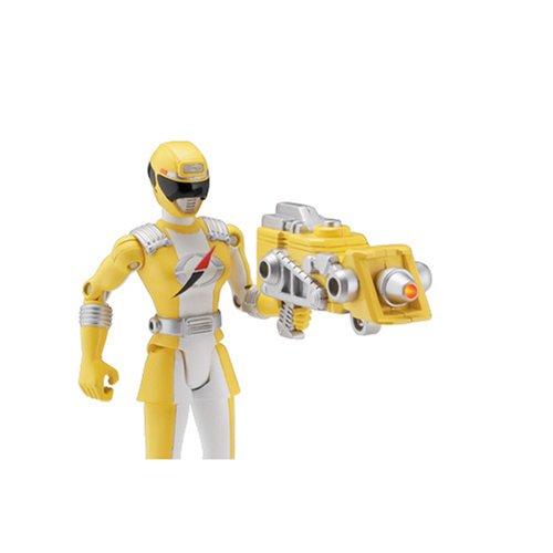 Power Ranger Operation Overdrive - Yellow Ranger