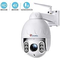 Ctronics PTZ WiFi Camera Outdoor,1080P Security IP...