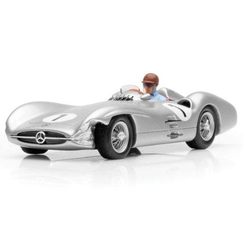 Mercedes-Benz W196, No.1, 4th British GP 1954 Juan-Manuel Fangio Modellauto