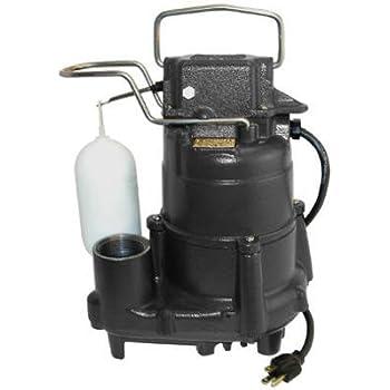 Pentair Water 540524 1 2 Hp Submersible Sump Pump