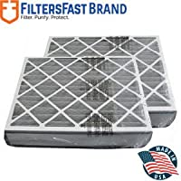 FiltersFast Compatible Replacement for MERV-11 Trion Air Bear 20 x 25 x 5 (Actual Size: 19-5/8 x 24-1/8 x 4-7/8) 2-Pack HVAC Furnace Air Filter