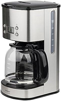 Top Chef TOPC558 - Cafetera programable con filtro de acero ...