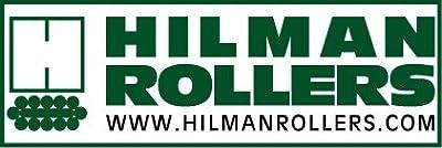 Hilman Rollers - HTJ-10 - Hydraulic Toe Jack - 10 ton Capacity