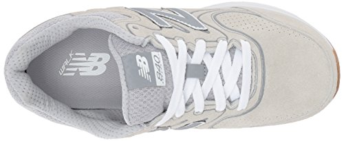 New Balance Damen Ww840v2 Hallenschuhe Grey