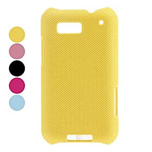 Mesh Protective Cover Case for Motorola MB525 (Assorted Colors) --- COLOR:Blue