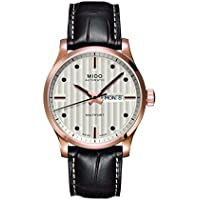 Mido Men's MIDO-M0054303603100 Multifort Analog Display Swiss Automatic Brown Watch