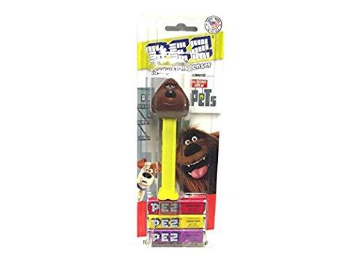 Pez Dispenser The Secret Life of Pets Duke the Dog Kids Toddlers Teens Candy (Homemade Costume Dog Halloween)