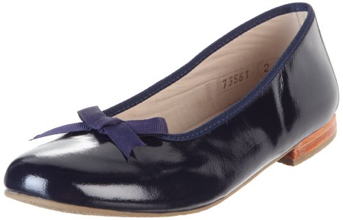 Elephantito Paris Flat FA11-1,Navy Patent,11 M US Toddler by Elephantito