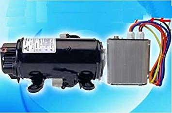 GOWE 24 V coche eléctrico acondicionador de aire EV aire ...