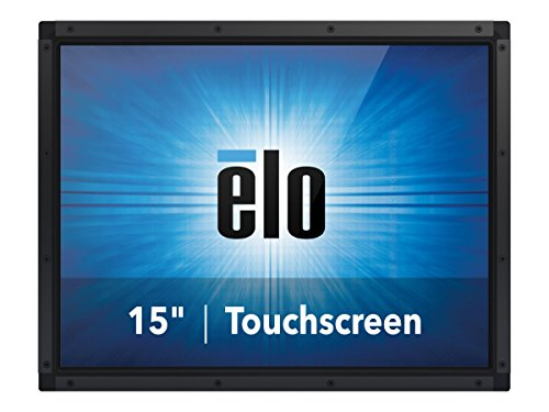 (Elo Touch E326738 Elo, 1590L, 15-Inch LCD (Led Backlight), Open Frame, Hdmi, Vga and Display Port Video Interface, Intellitouch, USB and Rs232 Touch Controller Interface)