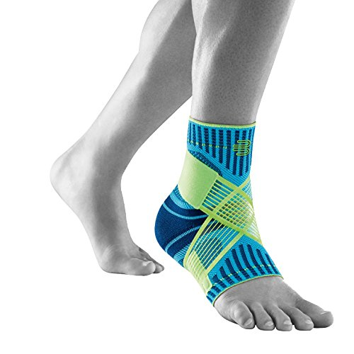 Bauerfeind Sports Ankle Support - Breathable Compression (Rivera, Medium/Right)