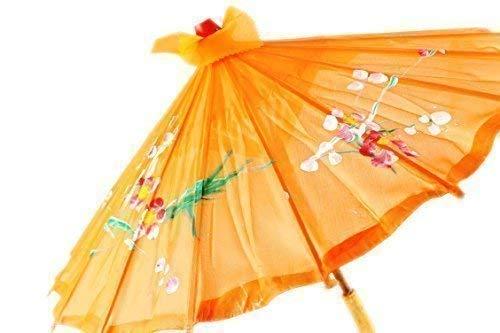 De carácter chino de/diseño de flores de japonés diseño de gatos con paraguas para