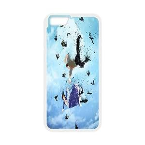 Fun Series, IPhone 6 Plus Cases, Land of America Cases for IPhone 6 Plus [White]