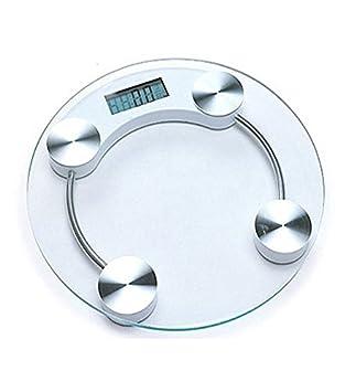 Báscula pesa personas Digital Electrónica de cristal Max 180 kg: Amazon.es: Hogar