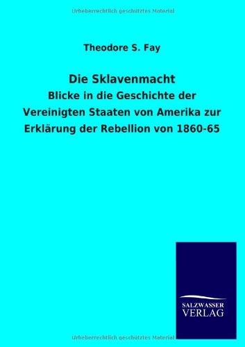 Download Die Sklavenmacht (German Edition) pdf