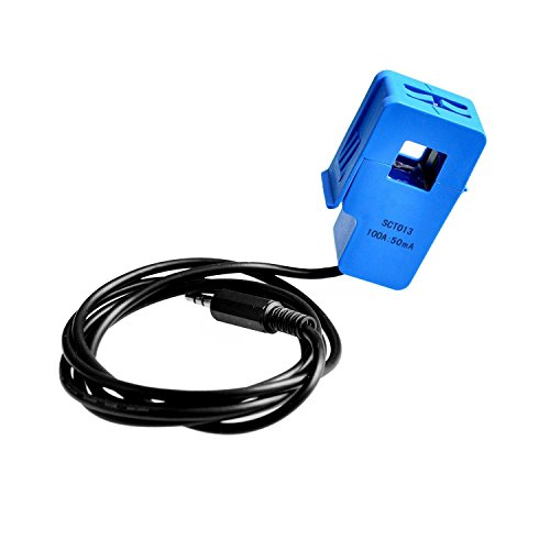 CHENBO Non-invasive Split Core Current Transformer AC Current Sensor 100A SCT-013-000 -