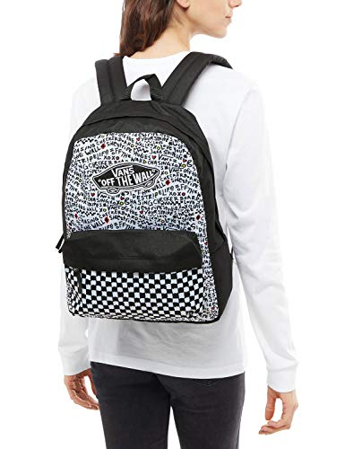 zaino vans realm backpack VN0A3UI6YDP 074 Size : -: Amazon.es: Zapatos y complementos