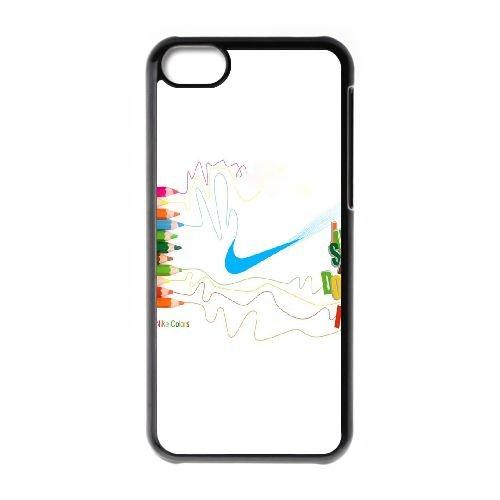 Nike Couleurs RY71NS2 coque iPhone Téléphone cellulaire 5c cas coque T0SD9D1SH