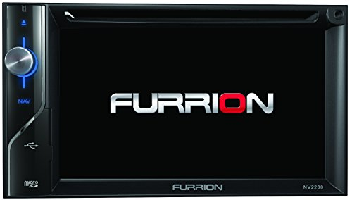 Furrion 381576 2-DIN DVD CD Video Player