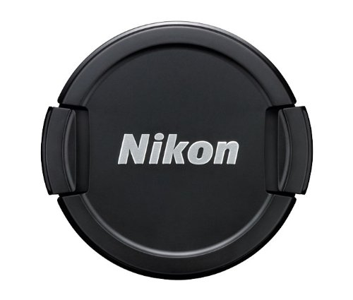 Nikon LC-77 77MM SNAP-ON Front Lens Cap by Nikon