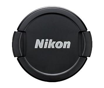 NIKON LC N40.5 SNAP ON FRONT LENS CAP FOR 1 NIKKOR BLACK