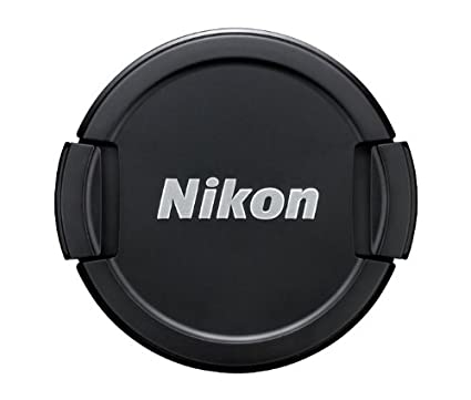 Nikon JAD10601 LC-77 77mm Snap-On Front Lens...