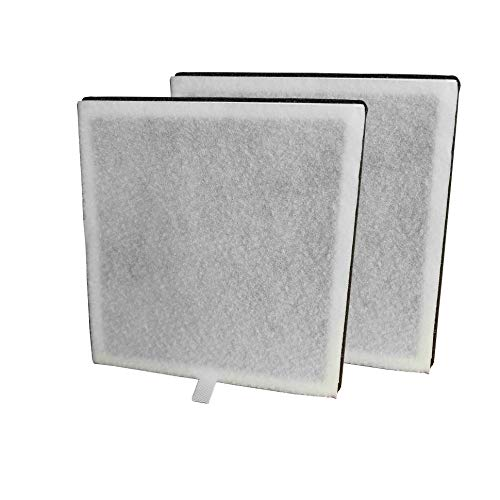 Filterene Compatible 3-in-1 True HEPA Filter Replacement for PureZone Air Purifier Models – Pack of 2