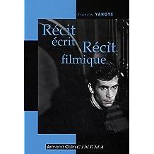 RECIT ECRIT  RECIT FILMIQUE 2NP