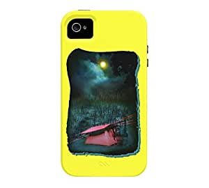Weather the Storm iPhone 4/4s Daffodil Tough Phone Case - Design By Humans