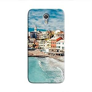 Cover It Up - Beach Town Zuk Z1 Hard Case