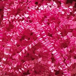 Fuschia Paper Shred by SPRING-FILL INDUSTRIES