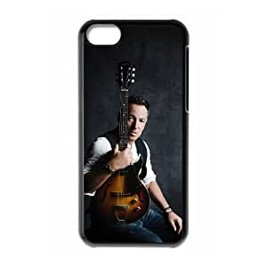 iPhone 5C Phone Case Black Bruce Springsteen TYTH3759444