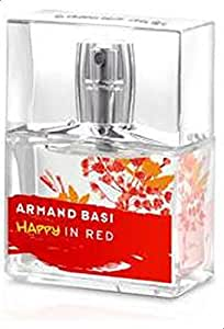Armand Basi Happy In Red Eau de Toilette for Women 50ml