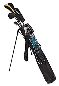 JEF World of Golf JR1256 Pitch & Putt Sunday Bag with Stand & Handle