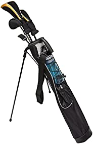 JEF World of Golf JR1256 Pitch & Putt Sunday Bag with Stand &