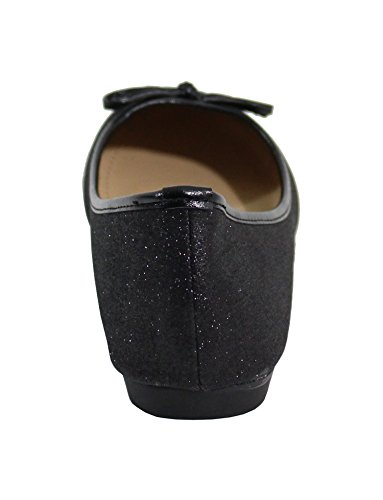 Ballerine By Shoes Nero By Shoes Ballerine By Ballerine Donna Shoes Donna Nero w1qx0Bz7