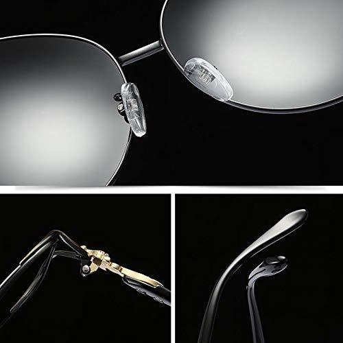 lunettes de Face Sport Étoile Grand Cadre Sunglasses Femme Round New Polarized Des D soleil URfAwFRq