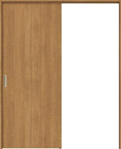 ラシッサS 上吊引戸 片引戸標準 ASUK-LAA 1820J 錠付 W:1,824mm × H:2,023mm ノンケーシング 本体/枠色:クリエペール(PP) 勝手:左勝手 枠種類:95mm幅(ノンケーシング枠) 引手(シャインニッケル) 床見切り:なし 機能:ブレーキ プッシュ錠:表示錠(シャインニッケル) 錠加工位置:標準位置 LIXIL リクシル TOSTEM トステム