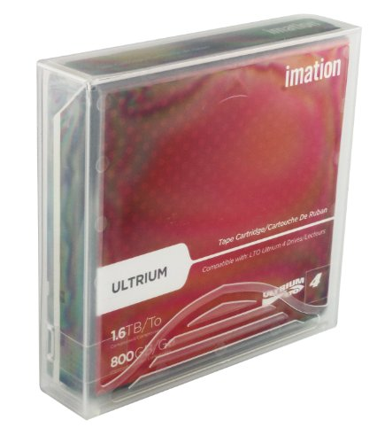 26592 - Tape, LTO, Ultrium-4, 800GB/1600GB by Imation