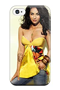 tiffany moreno's Shop New Style Iphone Cover Case - Megan Fox 75 Protective Case Compatibel With Iphone 4/4s