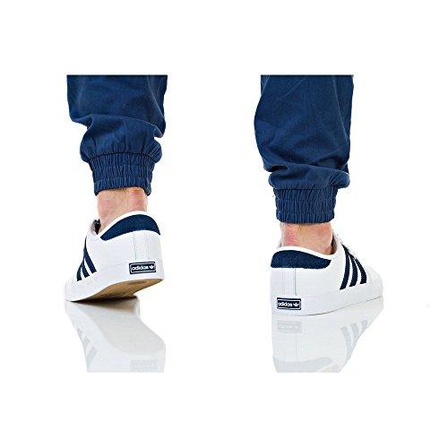 Ftwbla Hombre Bb8458 Maruni adidas Gum4 000 Blanco de para Skateboarding Zapatillas AWc18HFq80