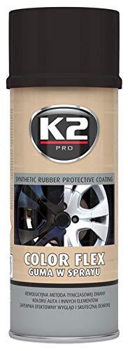 Häufig K2 Color flex, Sprühfolie, Sprühgummi, Flüssiggummi, ideal für HG76