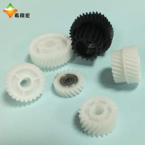 Printer Parts 5 Sets Yoton 750 Develop Gear for K0nica Minolta Yoton 600 601 750 751 Copier Parts Developing Gear 6 in 1