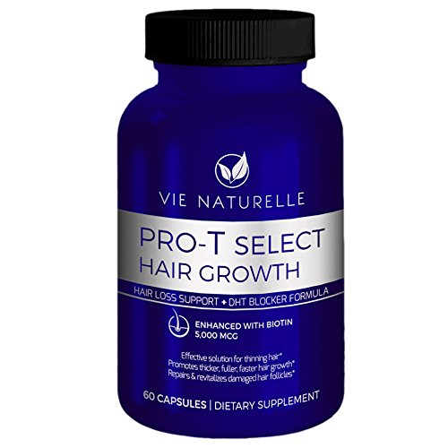 Vie-Naturelle-Hair-Loss-Vitamins-Supplement-for-Fast-Hair-Growth-DHT-Blocker-with-5000mcg-Biotin-for-Women-and-Men