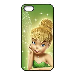 iPhone 5 5s Cell Phone Case Black Tinker Bell and the Lost Treasure 004 YD526359